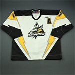 Pitton, Jason<br>White Set 1 (A removed)<br>Stockton Thunder 2010-11<br>#17 Size: 56
