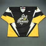 Ryan, Chase<br>Black Set 1<br>Stockton Thunder 2010-11<br>#2 Size: 56