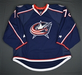 Bobrovsky, Sergei<br>Blue Set 1<br>Columbus Blue Jackets 2015-16<br>#72 Size: 58G