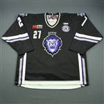 Greenop, Richard<br>Black Set 1 w/ 10th Anniversary Patch<br>Reading Royals 2010-11<br>#27 Size: 58