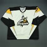 Martindale, Ryan<br>White Set 1<br>Stockton Thunder 2011-12<br>#7 Size: 56