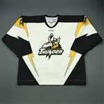 Pederson, Jody<br>White Set 1<br>Stockton Thunder 2011-12<br>#4 Size: 58