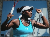 Stephens, Sloane<br>Autographed 8x10<br> 2012