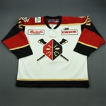 Gershon, Mike<br>White Set 1<br>Wheeling Nailers 2010-11<br>#2 Size: 58
