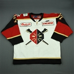 Masse, Dany<br>White Set 1<br>Wheeling Nailers 2010-11<br>#7 Size: 54