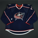 Bobrovsky, Sergei<br>Blue Set 3<br>Columbus Blue Jackets 2015-16<br>#72 Size: 58G