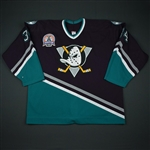 Sauer, Kurt * <br>Jade - Stanley Cup Final - Photo-Matched<br>Mighty Ducks of Anaheim 2002-03<br>#34 Size: 58