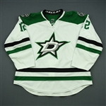 Chiasson, Alex<br>White Set 2<br>Dallas Stars 2013-14<br>#12 Size: 58