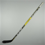 Bergeron, Patrice<br>CCM Tacks Stick<br>Boston Bruins 2016-17<br>#37