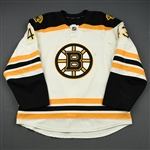 Bartkowski, Matt<br>White Set 2<br>Boston Bruins 2014-15<br>#43 Size: 56