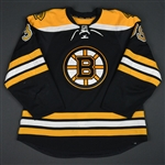 Beleskey, Matt<br>Black Set 2<br>Boston Bruins 2015-16<br>#39 Size: 56