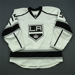 Andreoff, Andy<br>White Set 2<br>Los Angeles Kings 2014-15<br>#15 Size: 56