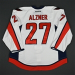 Alzner, Karl<br>White Set 3 / Playoffs<br>Washington Capitals 2015-16<br>#27 Size: 58