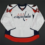 Beagle, Jay<br>White Set 3 / Playoffs<br>Washington Capitals 2015-16<br>#83 Size: 58