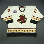 Galivan, Pat<br>White Set 1<br>Gwinnett Gladiators 2010-11<br>#22 Size: 54