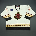 McKenzie, Ian<br>White Set 1<br>Gwinnett Gladiators 2010-11<br>#73 Size: 56