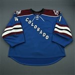 Anderson, Craig<br>Third Set 2<br>Colorado Avalanche 2010-11<br>#41 Size: 58G