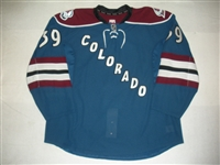 Cheek, Trevor<br>Third Set 1 - Game-Issued (GI)<br>Colorado Avalanche 2013-14<br>#39 Size: 58