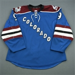 Duchene, Matt<br>Third Set 2<br>Colorado Avalanche 2013-14<br>#9 Size: 56