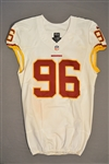 Cofield Jr., Barry<br>White Regular Season<br>Washington Redskins 2014<br>#96 Size: 48 LINE
