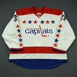 Alzner, Karl<br>Third Set 2<br>Washington Capitals 2013-14<br>#27 Size: 58