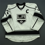 Brown, Dustin<br>White Set 2 w/C<br>Los Angeles Kings 2014-15<br>#23 Size: 58