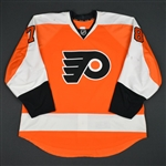 Bellemare, Pierre-Edouard<br>Orange Set 2<br>Philadelphia Flyers 2015-16<br>#78 Size: 56