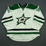 Bystrom, Ludwig<br>White Set 1 - Training Camp Only<br>Dallas Stars 2014-15<br>#58 Size: 56