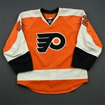 Akeson, Jason<br>Orange Set 2<br>Philadelphia Flyers 2014-15<br>#42 Size: 52