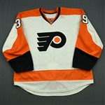 Alt, Mark<br>White Set 1 - Preseason Only<br>Philadelphia Flyers 2014-15<br>#39 Size: 56