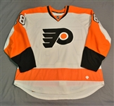Bellemare, Pierre-Edouard<br>White Set 2<br>Philadelphia Flyers 2014-15<br>#78 Size: 56