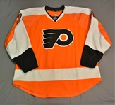 Bellemare, Pierre-Edouard<br>Orange Set 2<br>Philadelphia Flyers 2014-15<br>#78 Size: 56