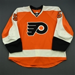 Coburn, Braydon<br>Orange Set 1<br>Philadelphia Flyers 2014-15<br>#5 Size: 58