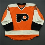 Coburn, Braydon<br>Orange Set 2<br>Philadelphia Flyers 2014-15<br>#5 Size: 58
