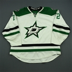 Cole, Erik<br>White Set 1<br>Dallas Stars 2014-15<br>#72 Size: 58