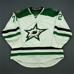 Cole, Erik<br>White Set 2<br>Dallas Stars 2014-15<br>#72 Size: 58