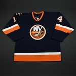 Campoli, Chris<br>Navy Set 3<br>New York Islanders 2005-06<br>#14 Size: 54