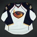Little, Bryan<br>White Set 1<br>Atlanta Thrashers 2010-11<br>#10 Size: 56
