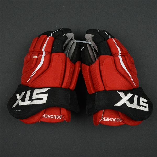 Boucher, Reid<br>STX Surgeon Gloves<br>New Jersey Devils