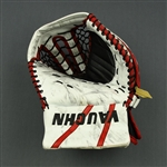 Kinkaid, Keith<br>Vaughn Catcher<br>New Jersey Devils 2017-18<br>