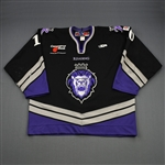 Collymore, Shawn *<br>Black Set 1- CLEARANCE<br>Reading Royals 2006-07<br>#10 Size: 56