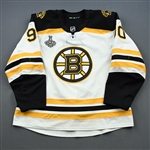 Johansson, Marcus<br>White Stanley Cup Final Set 1<br>Boston Bruins 2018-19<br>#20 Size: 56