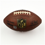 Favre, Brett *<br>Game-Used Football from 9/9/10 vs. New Orleans Saints - Autographed and Inscribed<br>Minnesota Vikings 2010<br>