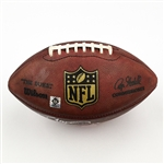 Favre, Brett *<br>Game-Used Football from 11/13/08 vs. New England Patriots - Autographed and Inscribed<br>New York Jets 2008<br>