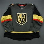 Blank - No Name or Number<br>Gray - (Adidas adizero) - CLEARANCE<br>Vegas Golden Knights <br> Size: 58