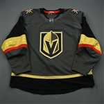 Blank - No Name or Number<br>Gray - (Adidas adizero) - CLEARANCE<br>Vegas Golden Knights <br> Size: 58+
