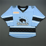 Bowering, Becki<br>Blue Preseason<br>Buffalo Beauts 2019-20<br>#22 Size: MD