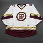 Blank - No Name Or Number<br>MARVEL Star Lord (Game-Issued) - March 6, 2020 @ Atlanta Gladiators <br>Orlando Solar Bears 2019-20<br> Size: 58G