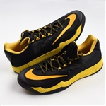 Iguodala, Andre *<br>Nike - Zoom - black/gold PE - Photo-Matched<br>Golden State Warriors 2014-15<br>#9