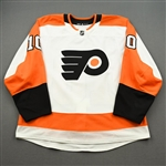 Andreoff, Andy<br>White Set 2<br>Philadelphia Flyers 2019-20<br>#10 Size: 56